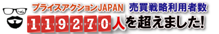 ローソク足分析の特許技術◆【特許/発明トレード手法】プライスアクション JAPAN-日本最大級の「トレード戦略」「運とツキを操縦する技術」研究所サイト